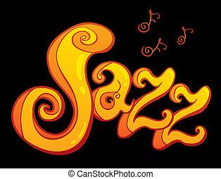 symbole, jazz