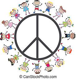 symbole, paix