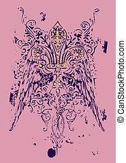 symbole, royal