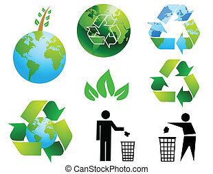 symboles, conservation environnementale