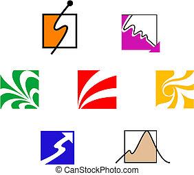 symboles, ensemble