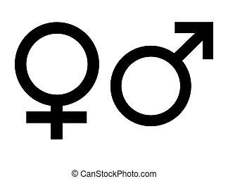 symboles, genre