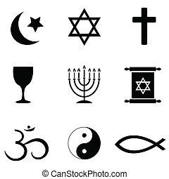 symboles, icônes religieuses