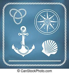 symboles, nautique