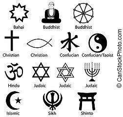 symboles, religieux