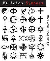 symboles, religion