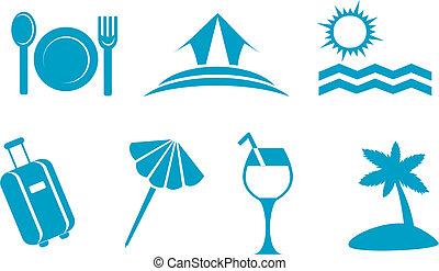 symboles, voyage
