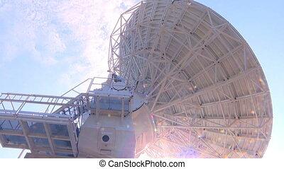 télescope radio