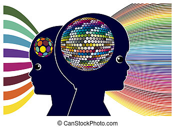 tôt, stimulation, education, enfance, cerveau