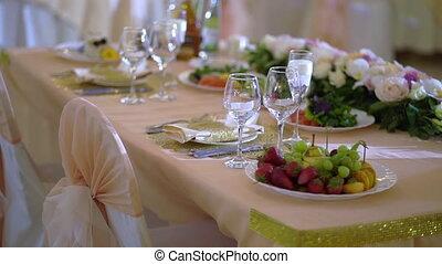 table, fête
