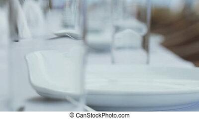 table, vergé