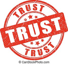 tampon, confiance