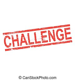 tampon, défi