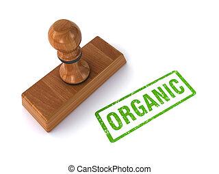 tampon, organique