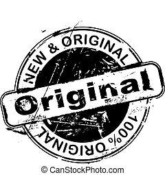 tampon, original