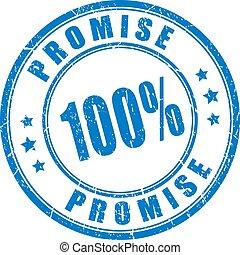 tampon, promesse