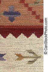 tapis, texture