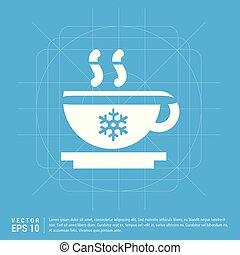 tasse à café, icône