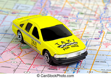 taxi, location