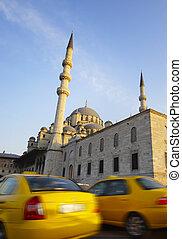 taxi, turc