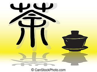 tea., chinois