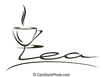 tea., tasse