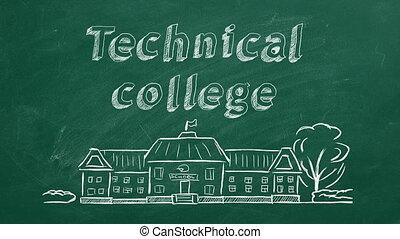 technique, collège