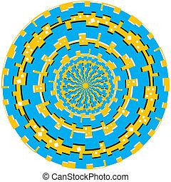 technologie, illusion), (motion, anneau, trauma