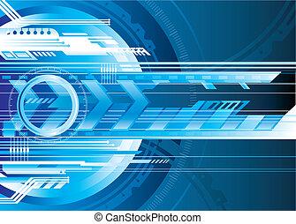 technologie, numérique