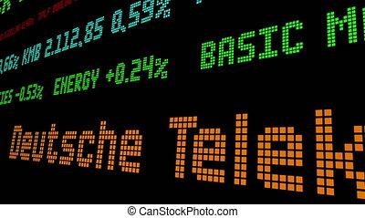 telekom, stockage, 2019, croissance, ticker, deutsche, revenus, lent