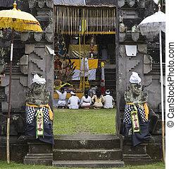 temple, rituel