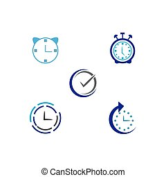 temps, icône