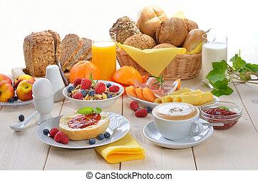 temps petit déjeuner