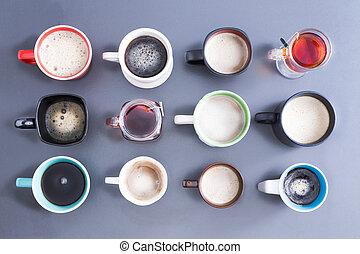 temps, ton, caféine, quotidiennement, dose