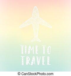 temps, travel.