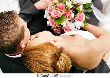 tendresse, -, mariage