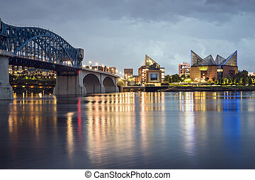 tennessee, chattanooga