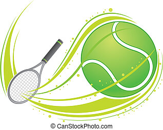 tennis, jouer