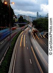ternissure mouvement, trafic