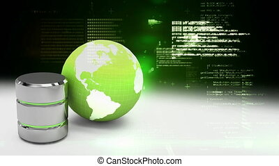terre verte, numérique, code, assurer