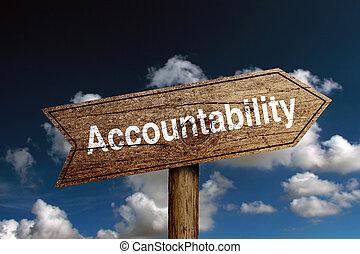 texte, accountability