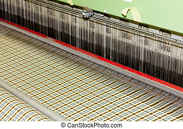 textile, machine