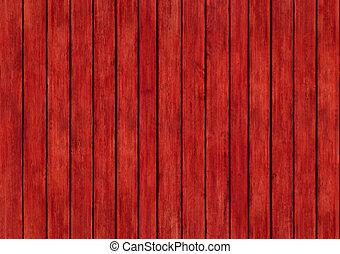 texture, bois, conception, fond, panneaux, rouges
