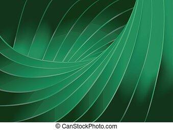 texture, fond, vert