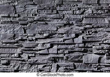 texture, gris, stonewall