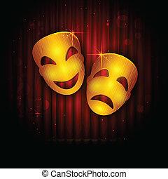 théâtre, divertissement