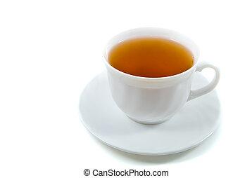 thé, casquette