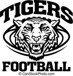 tigres, football