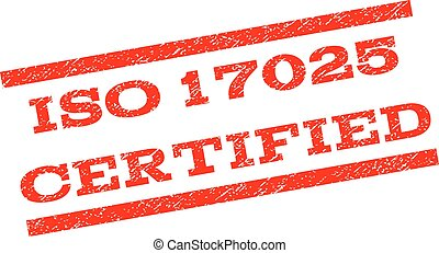 timbre, 17025, iso, certifié, watermark