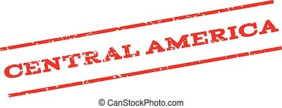 timbre, amérique, central, watermark